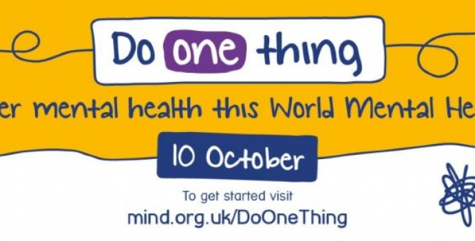 World Mental Health Day – 10 October 2020