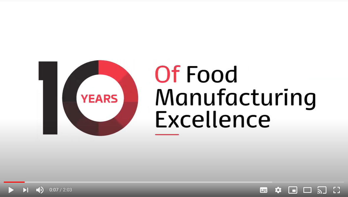 Food Manufacturing Excellence